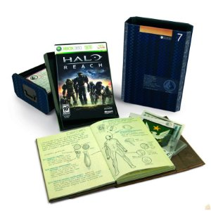 Jogo HALO Reach(Edição Limitada) - Xbox 360 [Europeu]