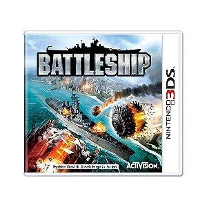 Jogo Battleship - 3DS