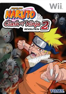 Jogo Naruto: Clash of Ninja 2 - Wii