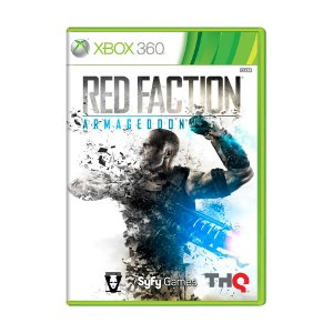 Jogo Red Faction: Armagedon - Xbox 360