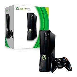 Console Xbox 360 Slim 250GB - Microsoft