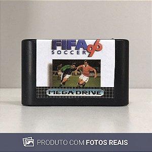 Jogo FIFA Soccer 95 (Label Errado) - Mega Drive