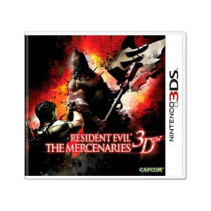 Jogo Resident Evil: The Mercenaries 3D - 3DS
