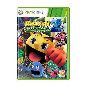 Jogo Pac-Man e as Aventuras Fantasmagóricas 2 - Xbox 360