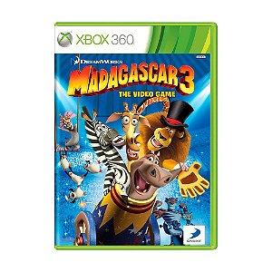 Jogo Madagascar 3: The Video Game - Xbox 360