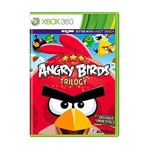 Jogo Angry Birds: Trilogy - Xbox 360