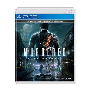Jogo Murdered: Soul Suspect - PS3