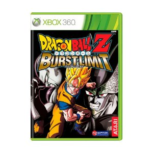 Jogo Dragon Ball Z: Burst Limit - Xbox 360