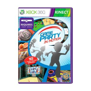 Jogo Game Party in Motion - Xbox 360