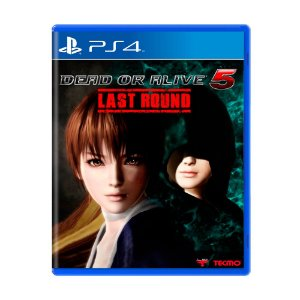 Jogo Dead or Alive 5: Last Round - PS4