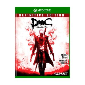 Jogo DmC: Devil May Cry - Xbox One