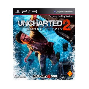 Jogo Uncharted 2: Among Thieves - PS3 (Capa Dura)