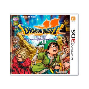 Jogo Dragon Quest VII: Fragments of The Forgotten Past - 3DS
