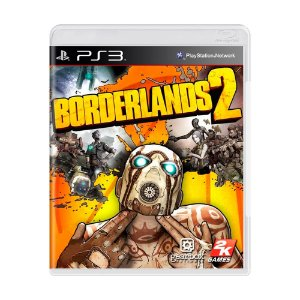 Jogo Bordelands 2 - PS3