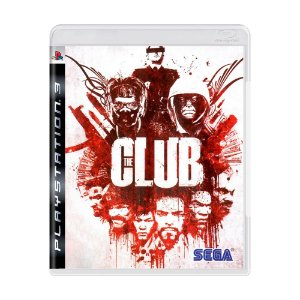 Jogo The Club - PS3