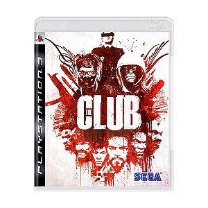 Jogo The Club - PS3