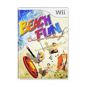 Jogo Beach Fun: Summer Challenge - Wii