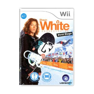 Jogo Shaun White Snowboarding: World Stage - Wii