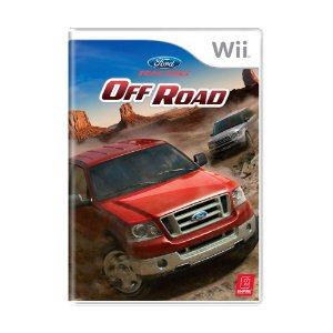 Jogo Ford Racing: Off Road - Wii