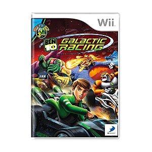 Jogo Ben 10: Galactic Racing - Wii