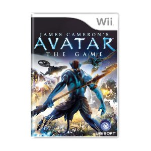 Jogo James Cameron's Avatar: The Game - Wii