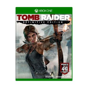 Jogo Tomb Raider: Definitive Edition - Xbox One