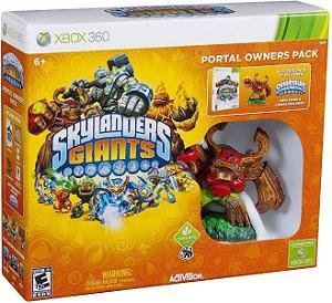Jogo Skylanders Giants: Starter Pack - Xbox 360