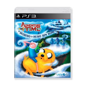 Jogo Adventure Time: O Segredo do Reino sem Nome - PS3