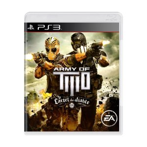 Jogo Army of Two: The Devil's Cartel - PS3