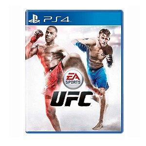 Jogo EA Sports UFC - PS4