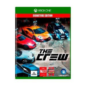 Jogo The Crew (Signature Edition) - Xbox One