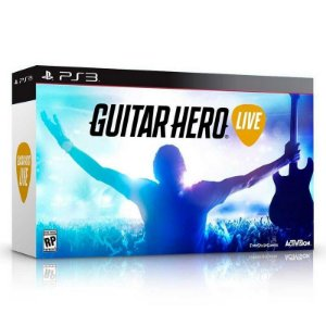 Jogo Guitar Hero: Live (Guitar Bundle) - PS3
