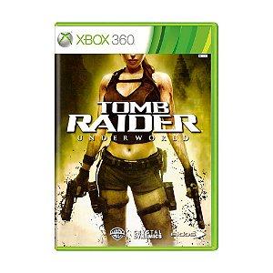 Jogo Tomb Raider: Underworld - Xbox 360