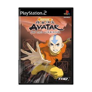 Jogo Avatar: The Last Airbender - PS2