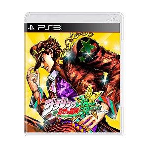 Jogo Jojo's Bizarre Adventure: All-star Battle - PS3