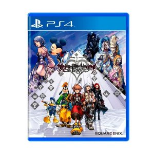Jogo Kingdom Hearts HD 2.8 Final Chapter Prologue - PS4