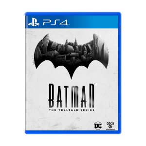 Jogo Batman: The Telltale Series - PS4