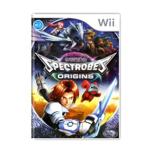 Jogo Spectrobe Origins - Wii