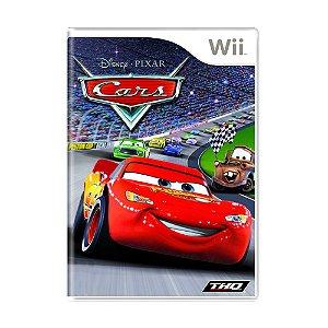 Jogo Cars - Wii