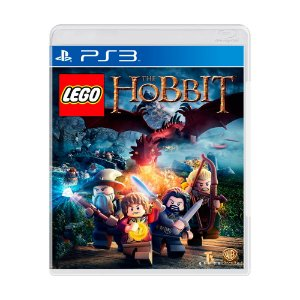 Jogo LEGO The Hobbit - PS3