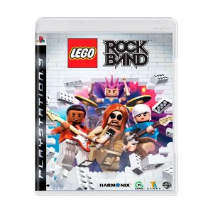 Jogo LEGO Rock Band - PS3