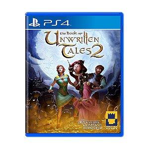 Jogo The Book Unwritten Tales 2 - PS4