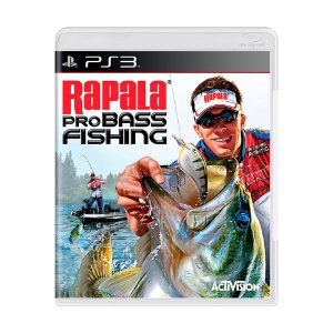 Jogo Rapala Pro Bass Fishing - PS3