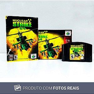 Jogo Nuclear Strike 64 - N64