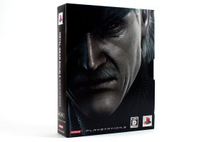 Jogo Metal Gear Solid 4: Guns of the Patriots (Limited Edition) - PS3