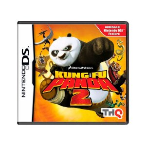 Jogo Kung Fu Panda 2 - DS