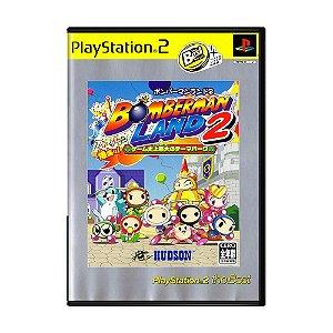 Jogo Bomberman Land 2 - PS2 [Japonês]