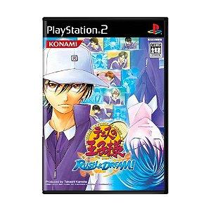 Jogo Prince of Tennis Rush & Dream - PS2 [Japonês]