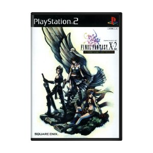 Jogo Final Fantasy X-2 International + Last Mission - PS2 (Japonês)