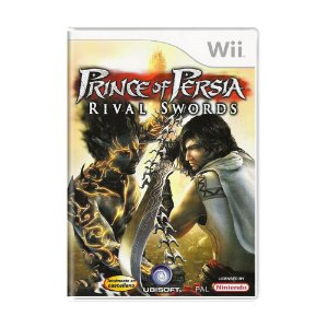 Jogo Prince of Persia: Rival Swords - Wii